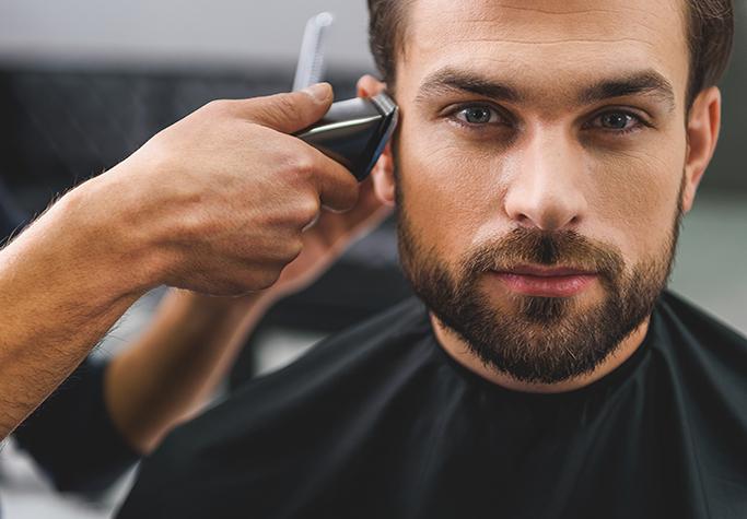 mens haircut destin florida