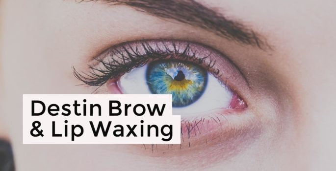 destin hair waxing and lip waxing