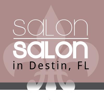 Salon Salon in Destin Hair Salon Destin Logo