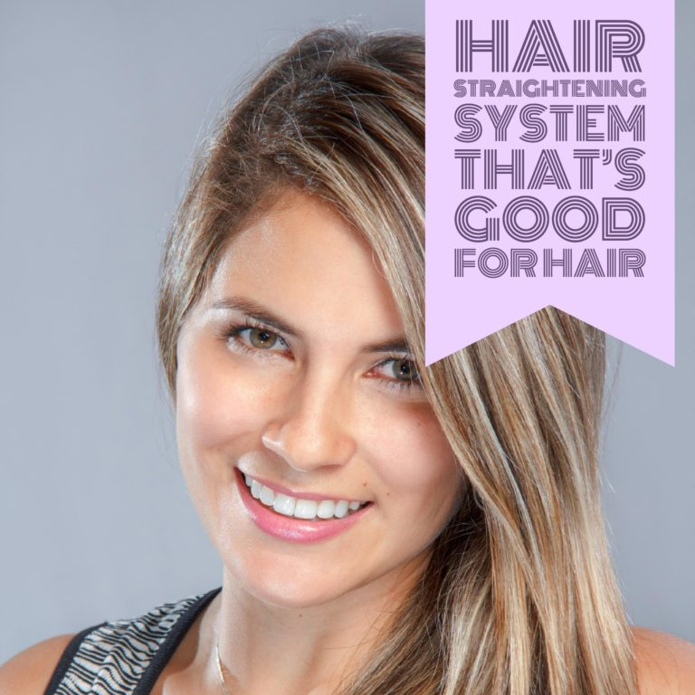 Chi enviro hair system that is good for hair