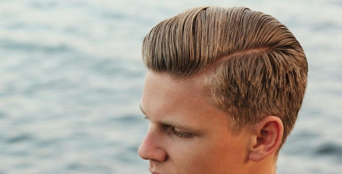 get the wet look with hair hair tip