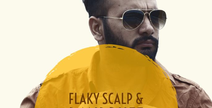 get rid of dandruff and eliminate flaky scalp