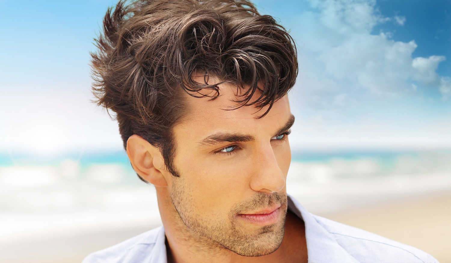 mens hair cuts in Destin at Destin hair salon
